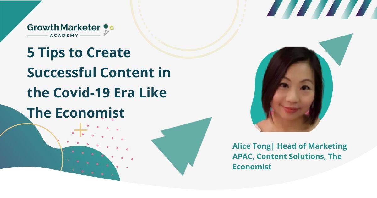 5 tips to create successful content in the COVID-19 era