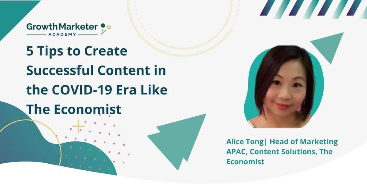 5 Tips to Create Successful Content in the COVID-19 Era Like The Economist