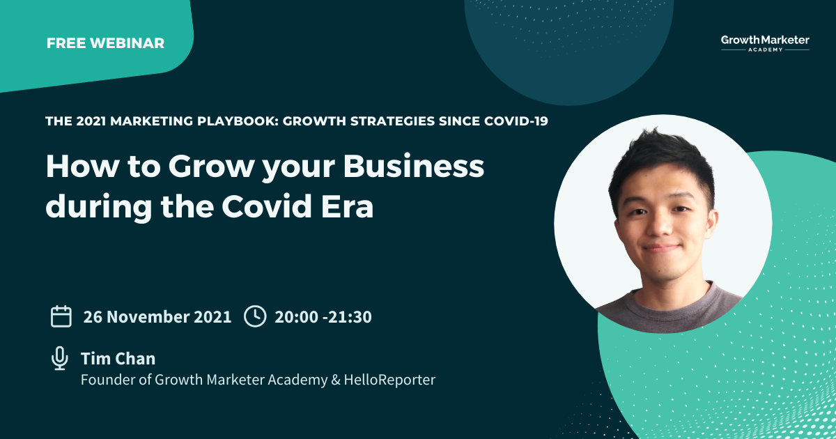How to Grow your Business during the Covid Era