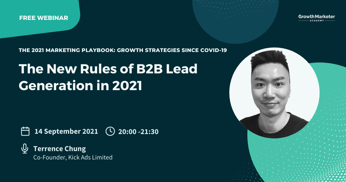 The New Rules of B2B Lead Generation in 2021