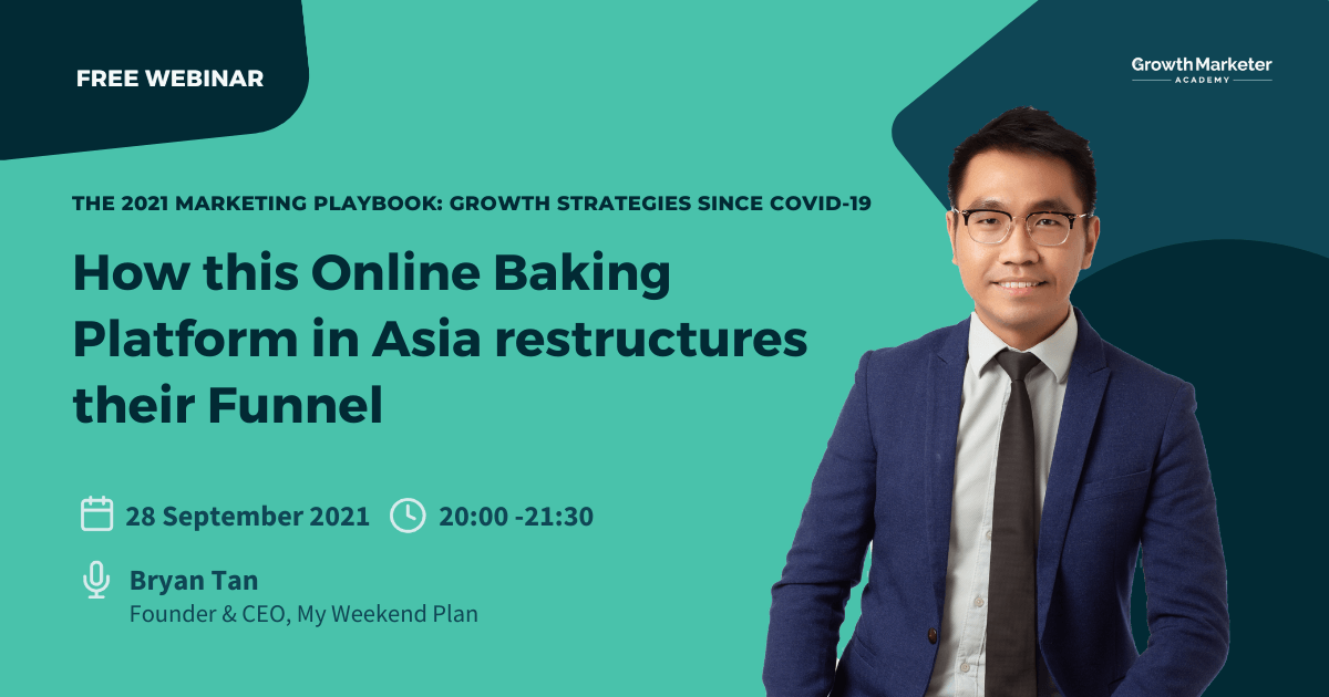 How this Online Baking Platform in Asia restructures their Funnel