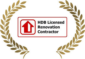 HDB Licensed Renovation Contractor