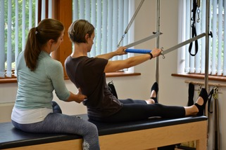 Pilates Treatment after Osteopathic Treatment may help your body in the long run.