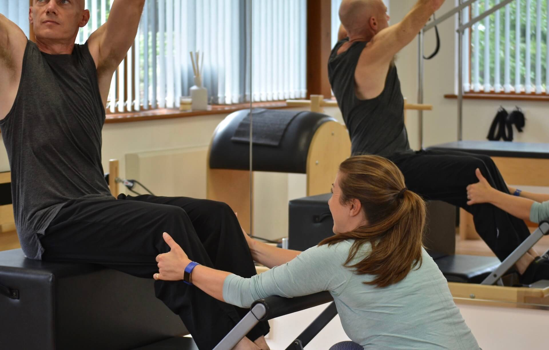 Pilates at Spine & Joint Health Center