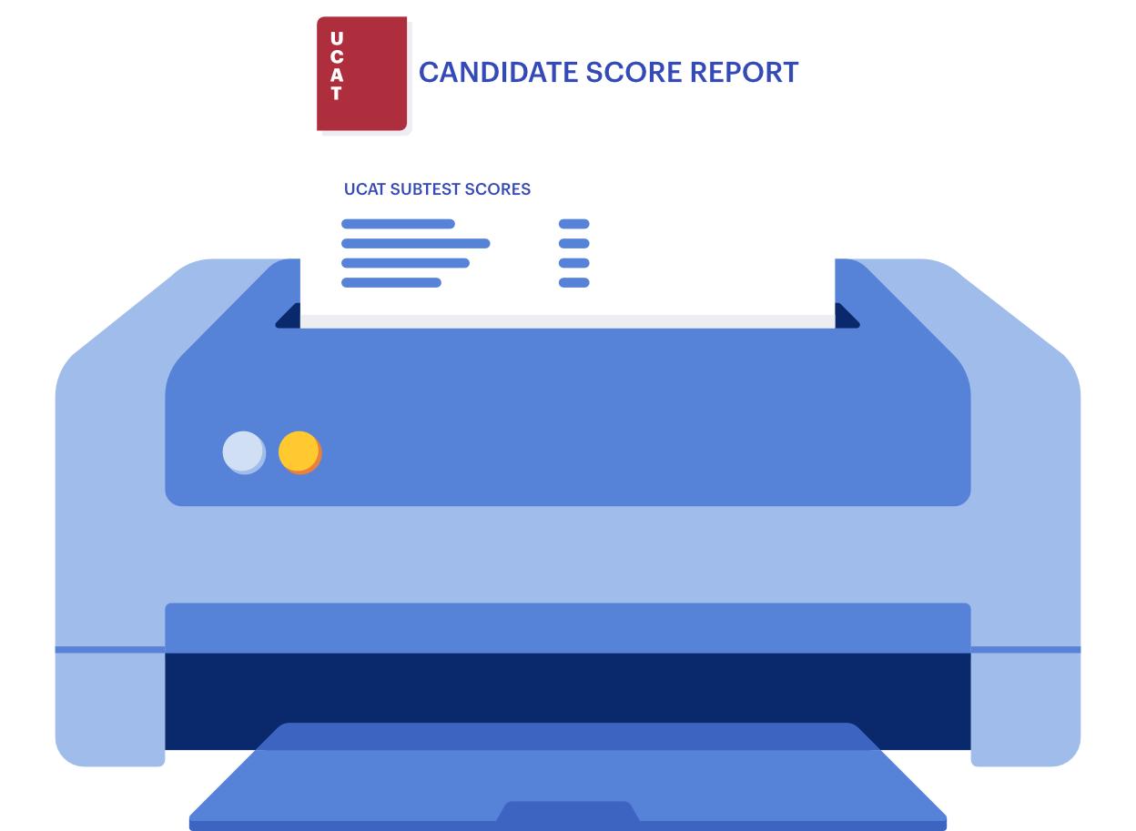 UCAT results