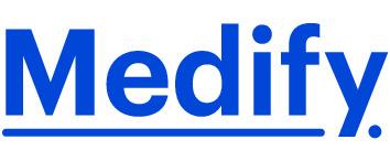 Medify text logo