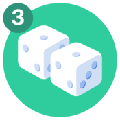#3 Two dice
