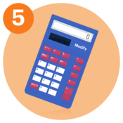 #5 A calculator