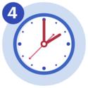 #4 A clock