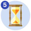 #5 An hourglass