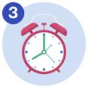 #3 An alarm clock