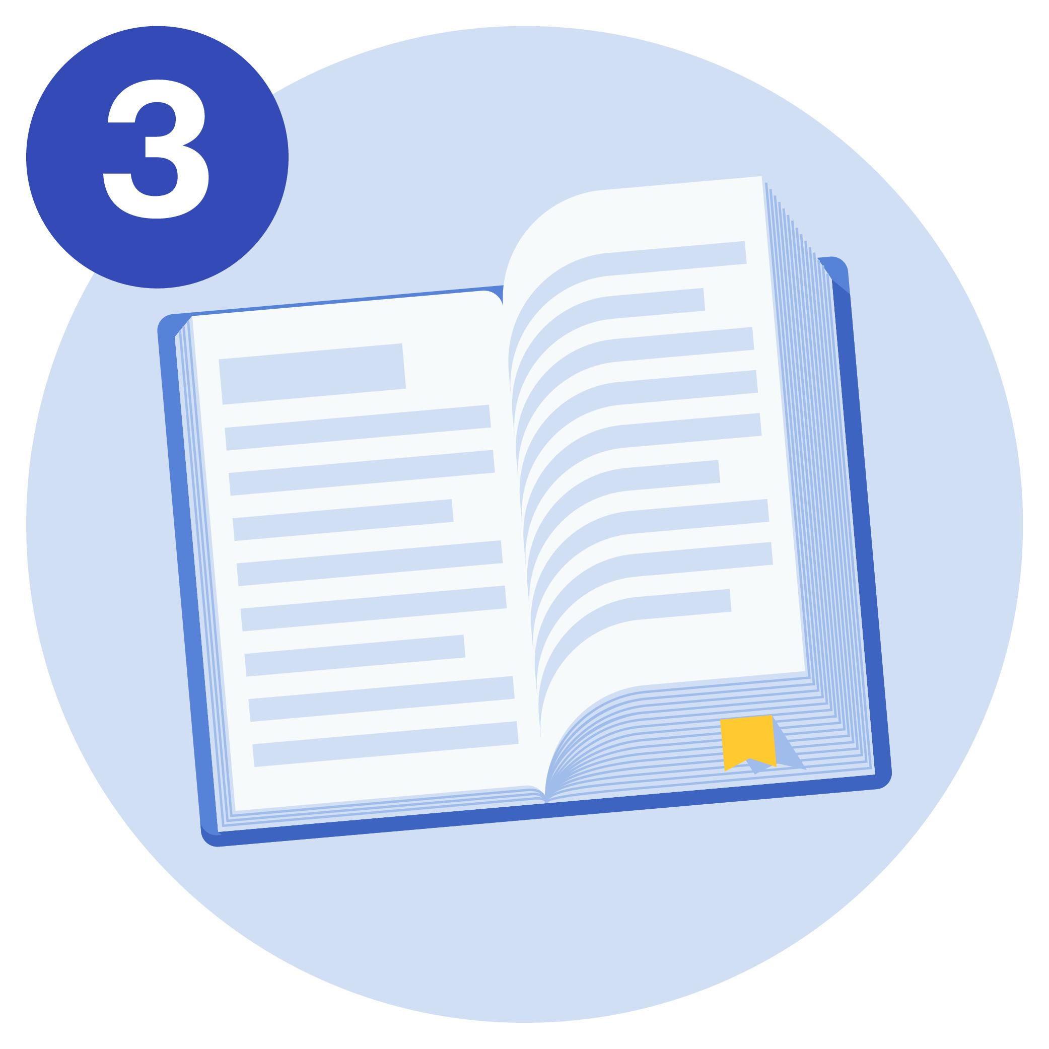#3 A book