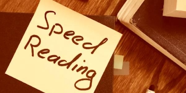 UCAT Verbal Reasoning: speed reading post-it
