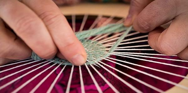 Threading as a hobby to improve manual dexterity