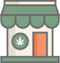 Cannabis Clinic Icon