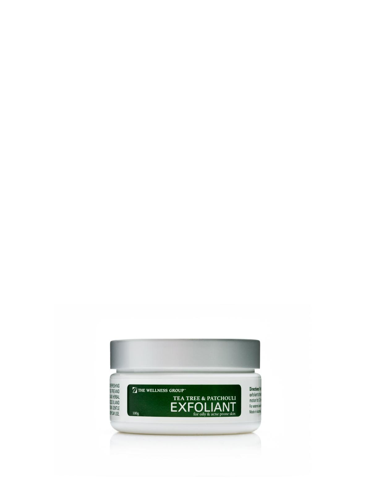 Tea Tree & Patchouli Exfoliant