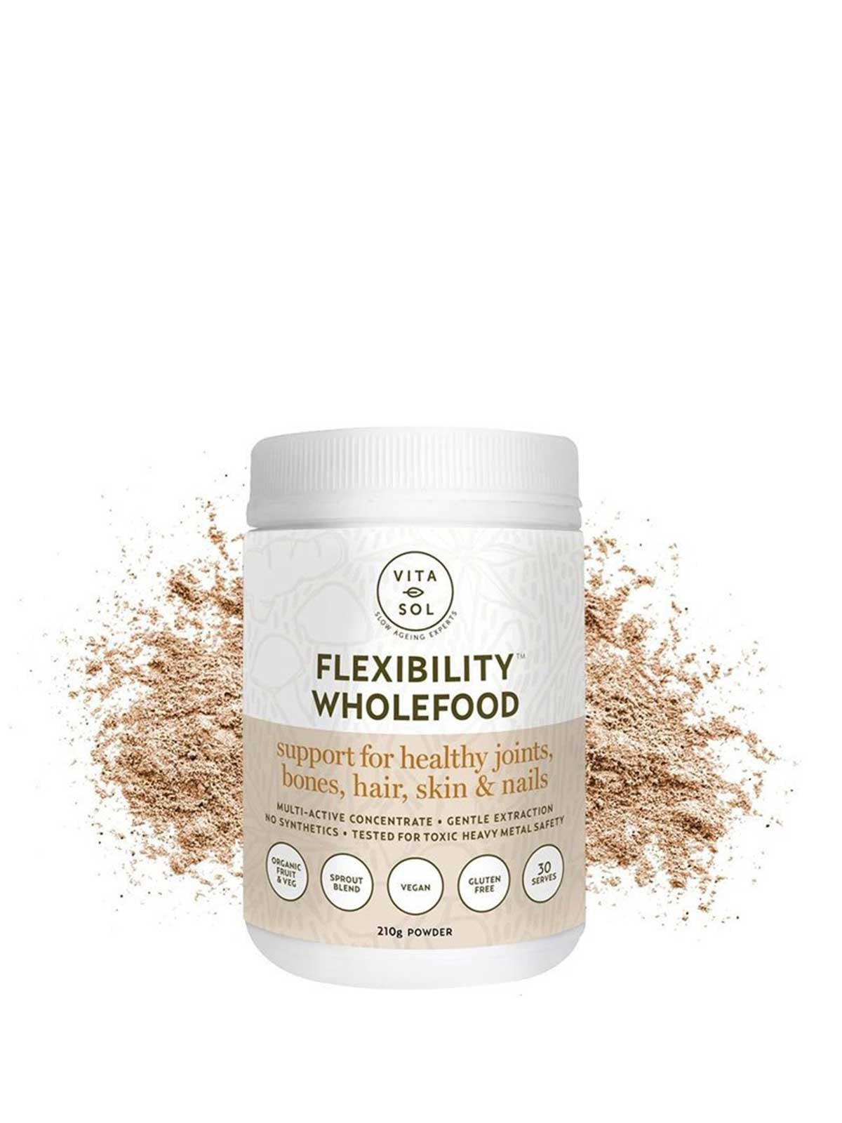 Vita Sol Flexibility Wholefood Powder