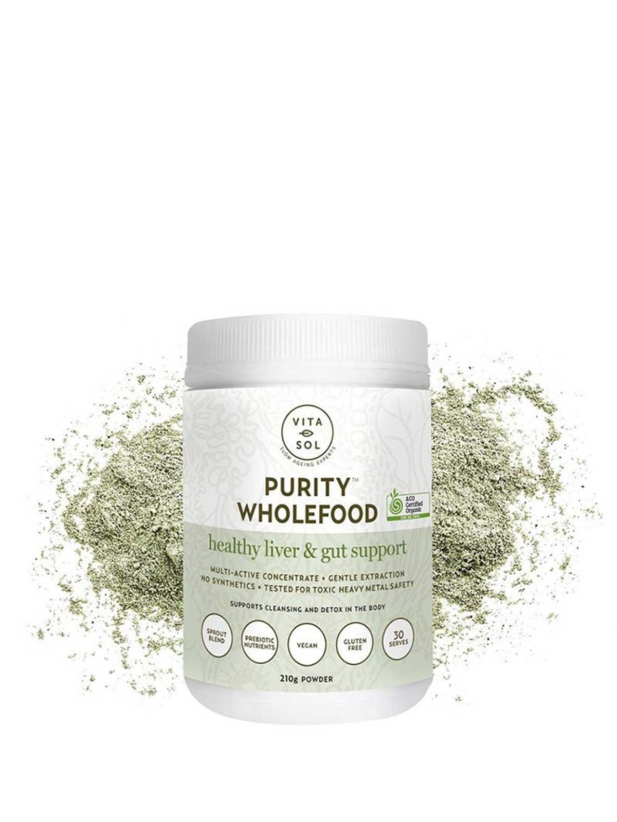 Vita Sol Purity Wholefood Powder