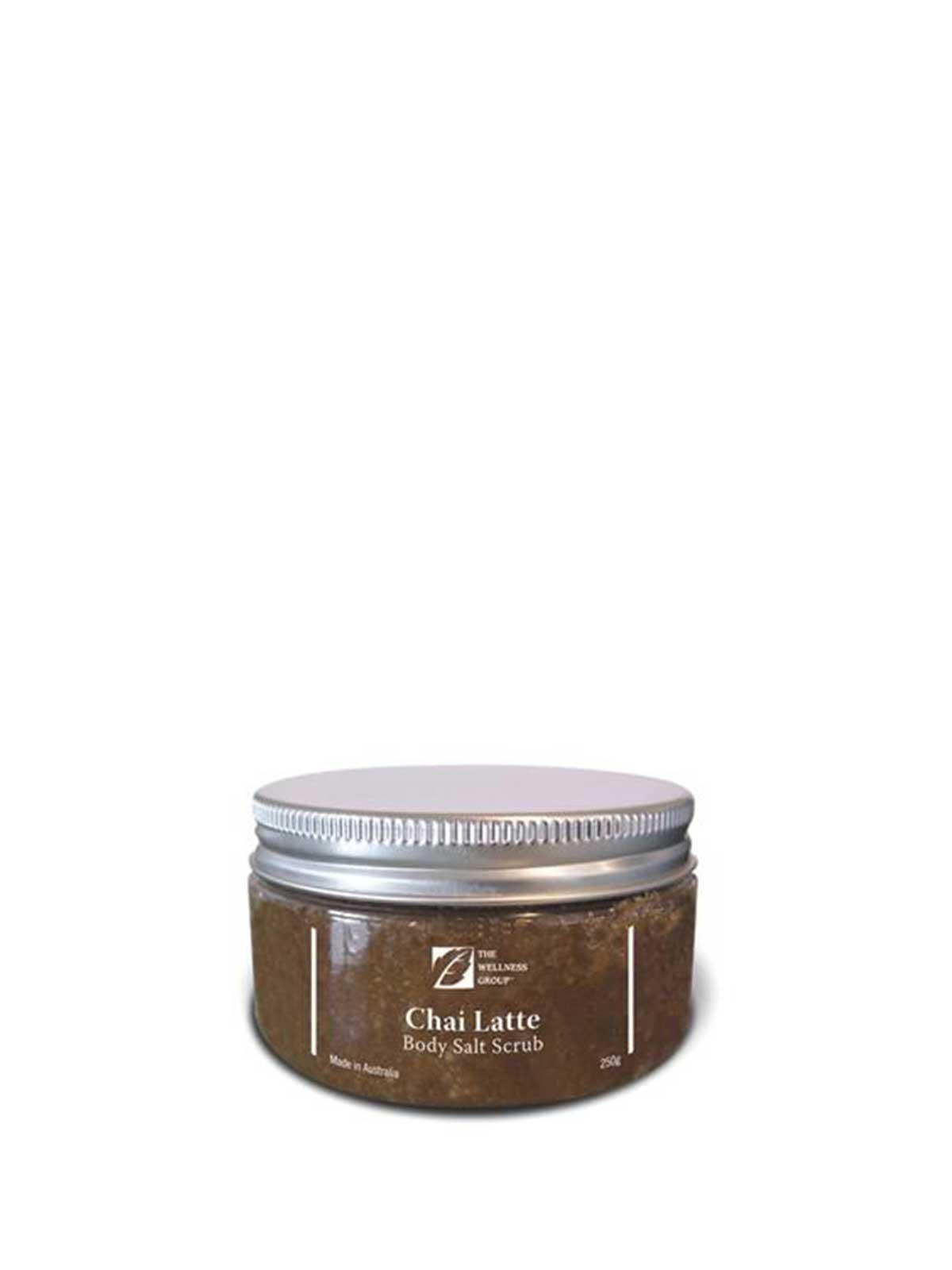 Chai Latte Salt Scrub