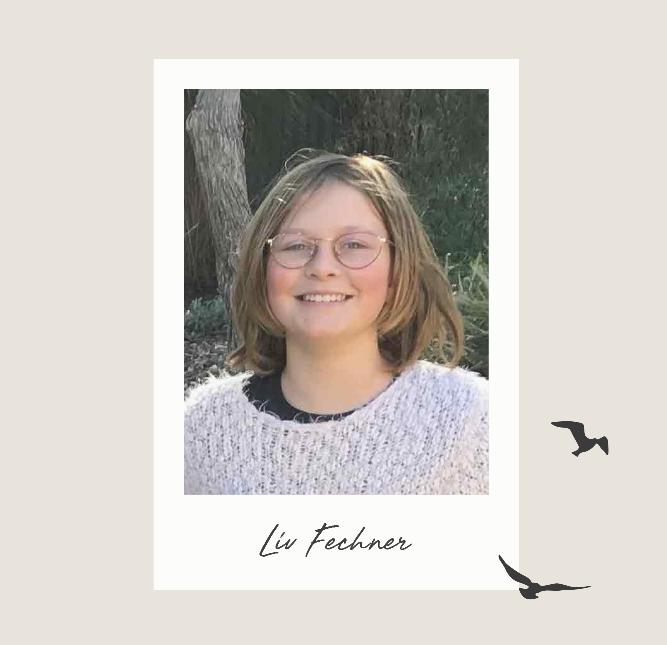 The Golden Pen Writing Award 2020 - Junior Winner Liv Fechner