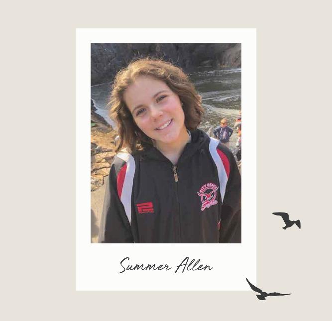 The Golden Pen Writing Award 2020 - Winner - Summer Allen