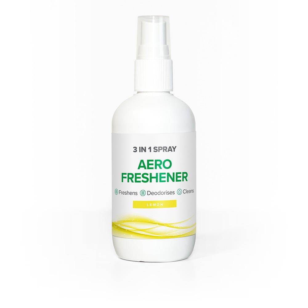 HOR1072 - 3 in 1 Aero Freshener 150ml Lemon