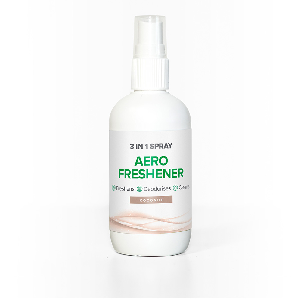 HOR1073 - 3 in 1 Aero Freshener 150ml Coconut