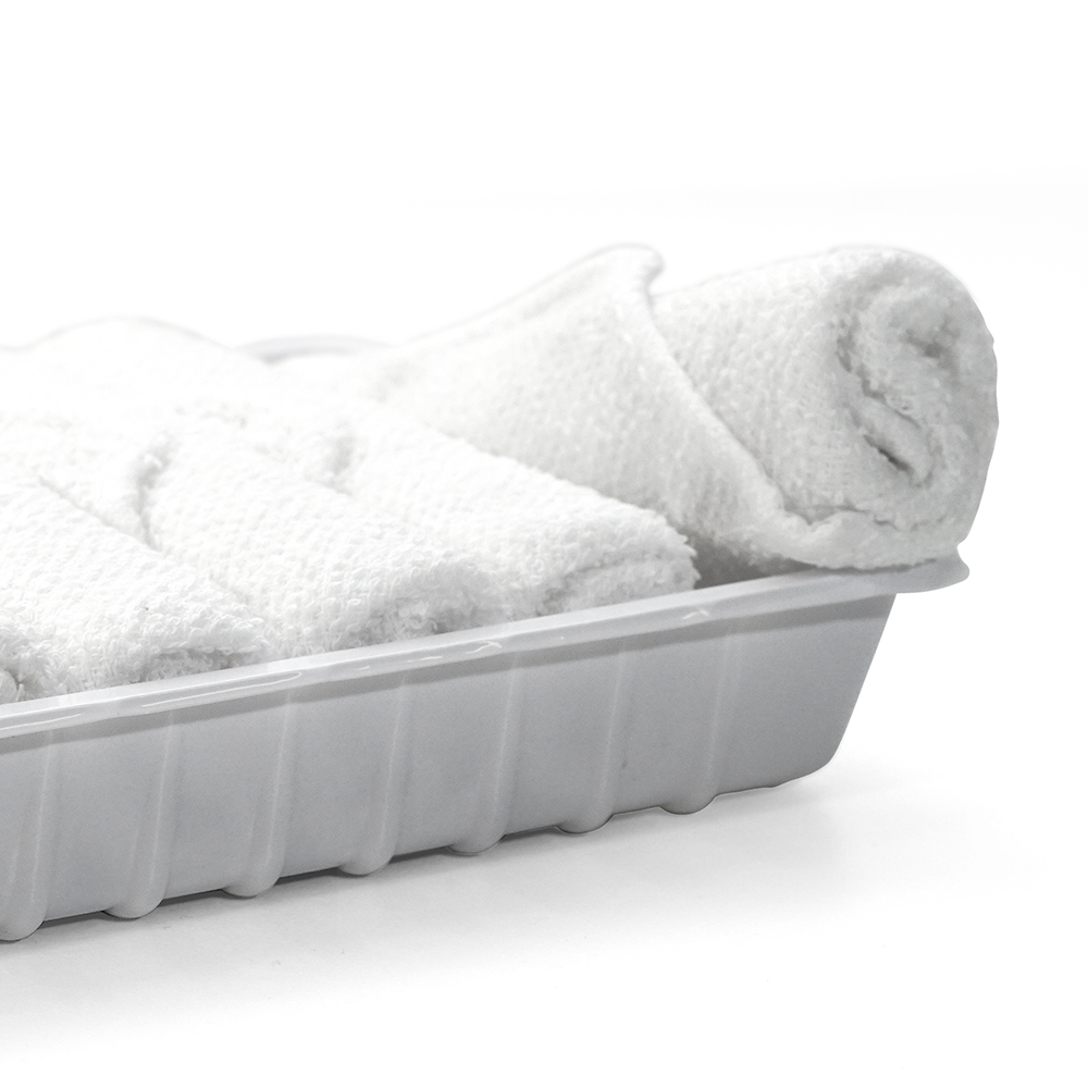 HOR1074: Mid-weight Towels (Green Tea & Lemon) 06/80