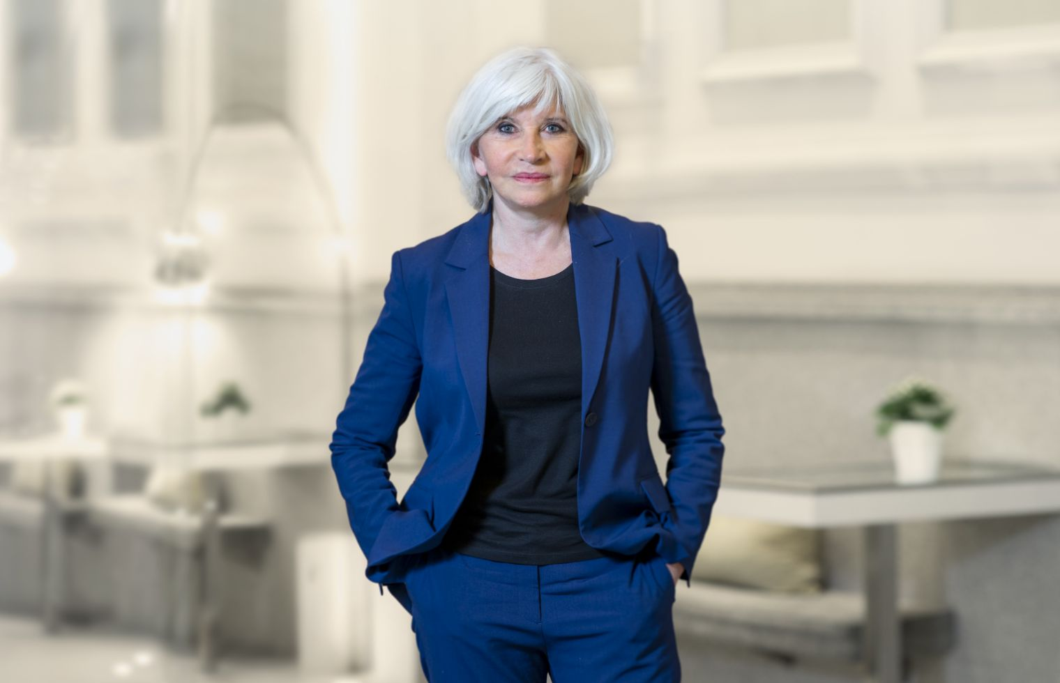 Laurence Tubiana message from the ceo