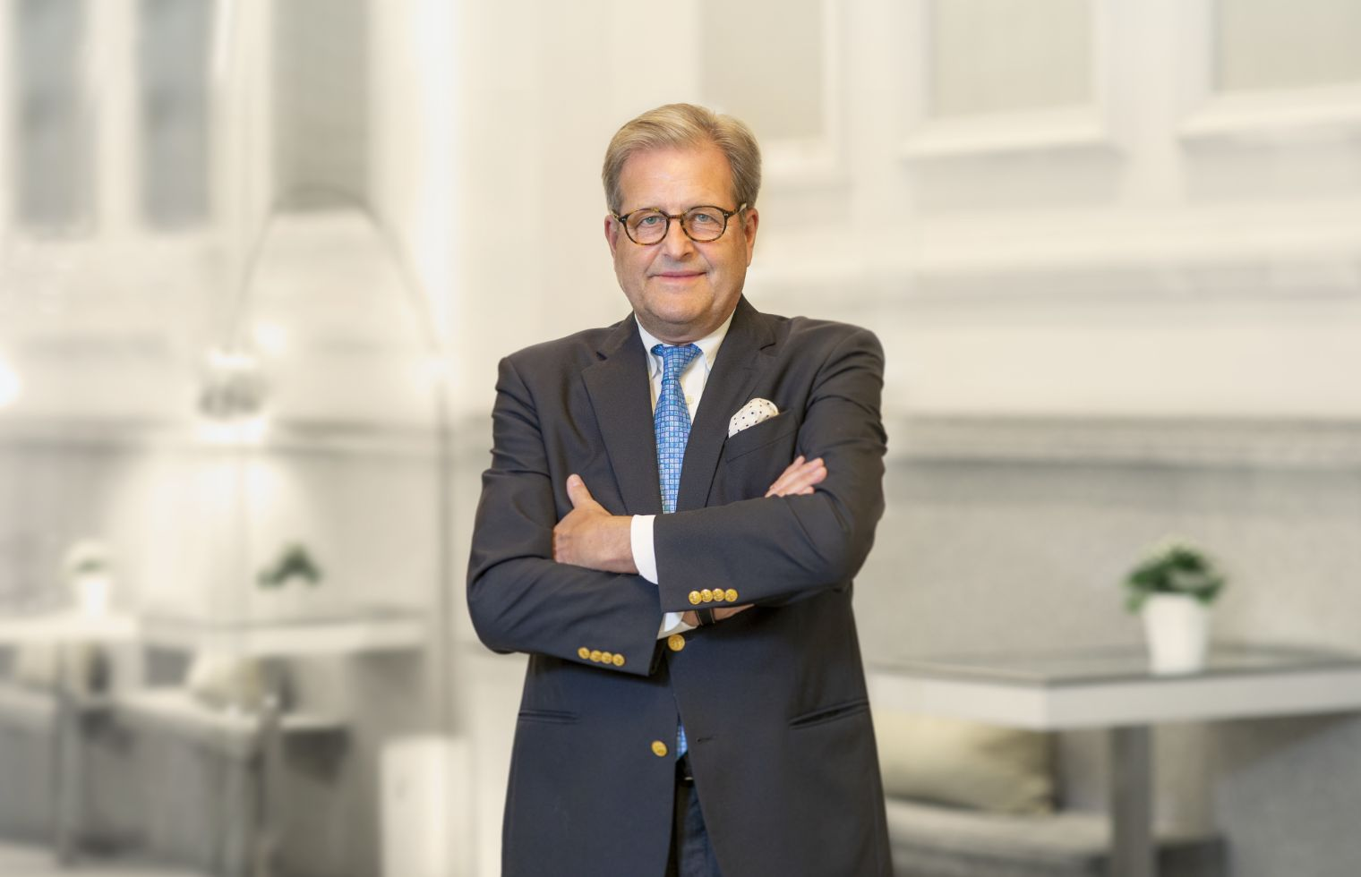 Stephen Brenninkmeijer message fro the chairperson of the supervisory board