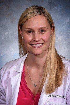 """Kathryn """"Kate"""" Robertson, Reg. Dietician, PA-C"""