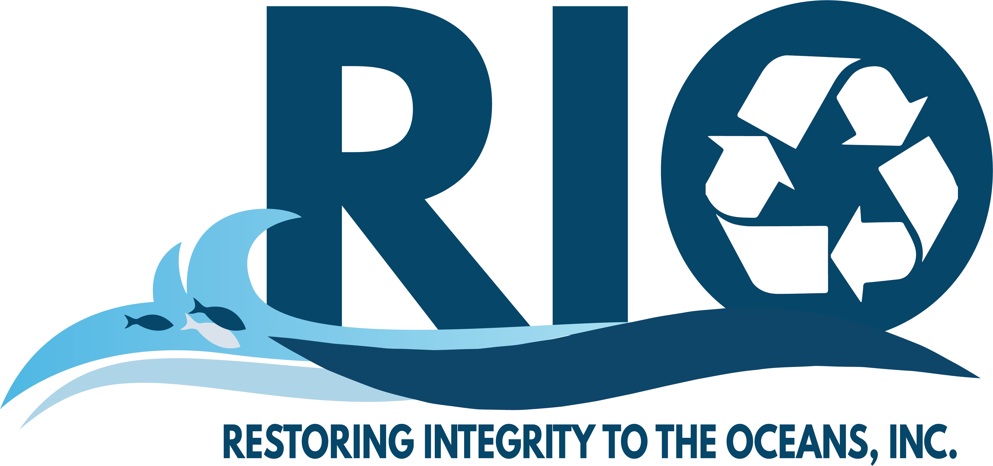 RIO logo in the nav