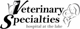 Veterinary Specialties hospital at the lake