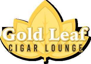 Gold Leaf Cigar Lounge Logo
