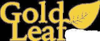 Gold Leaf Cigar Lounge Classic Logo