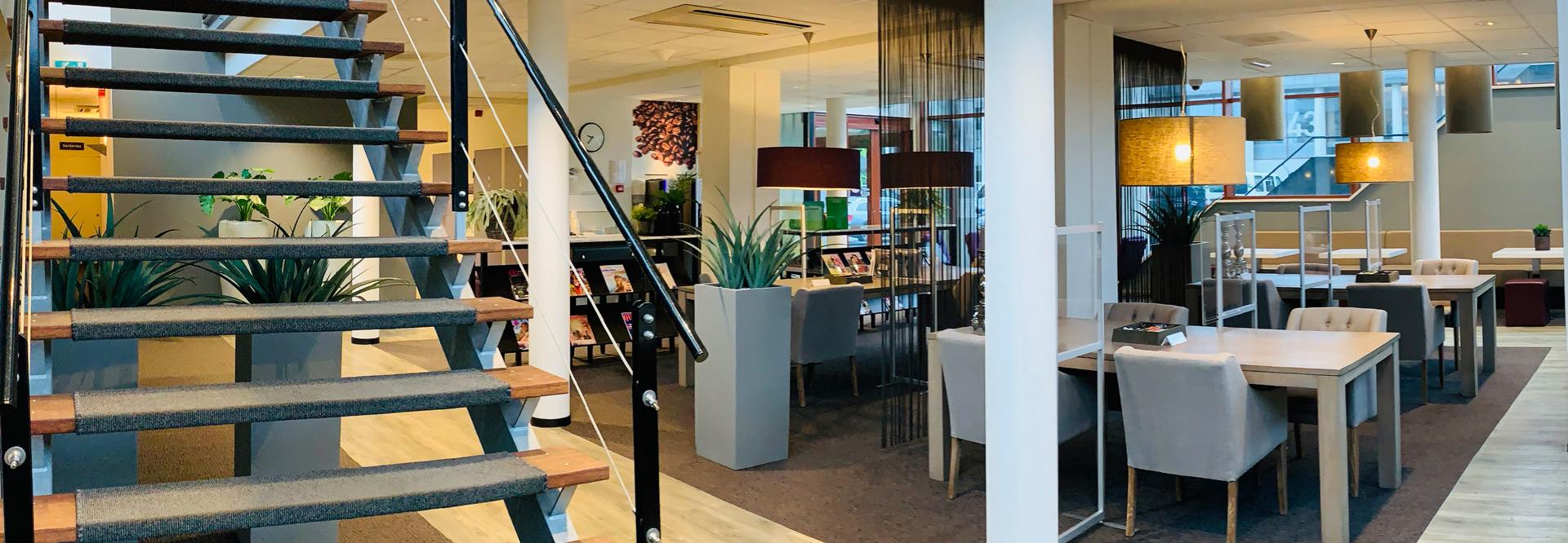 Flexwerkplek plus Amsterdam