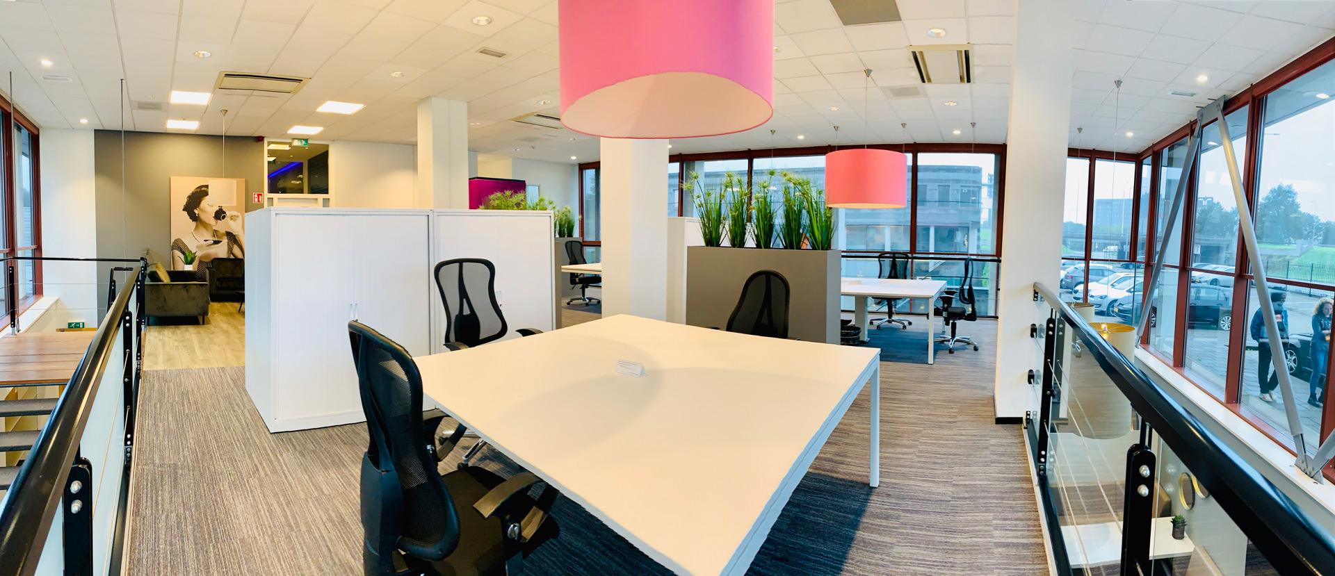 Fulltime kantoor Amsterdam