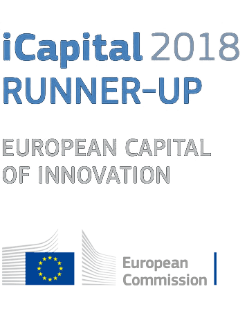 Umeå municipality were runner up in 2018's European Capital of Innovation
