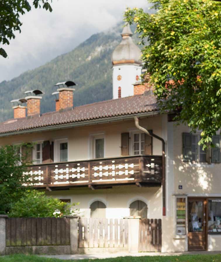 Garmisch-Partenkirchen Akrams Klammstrasse