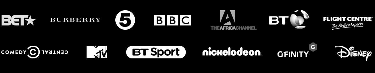 Image - client logos