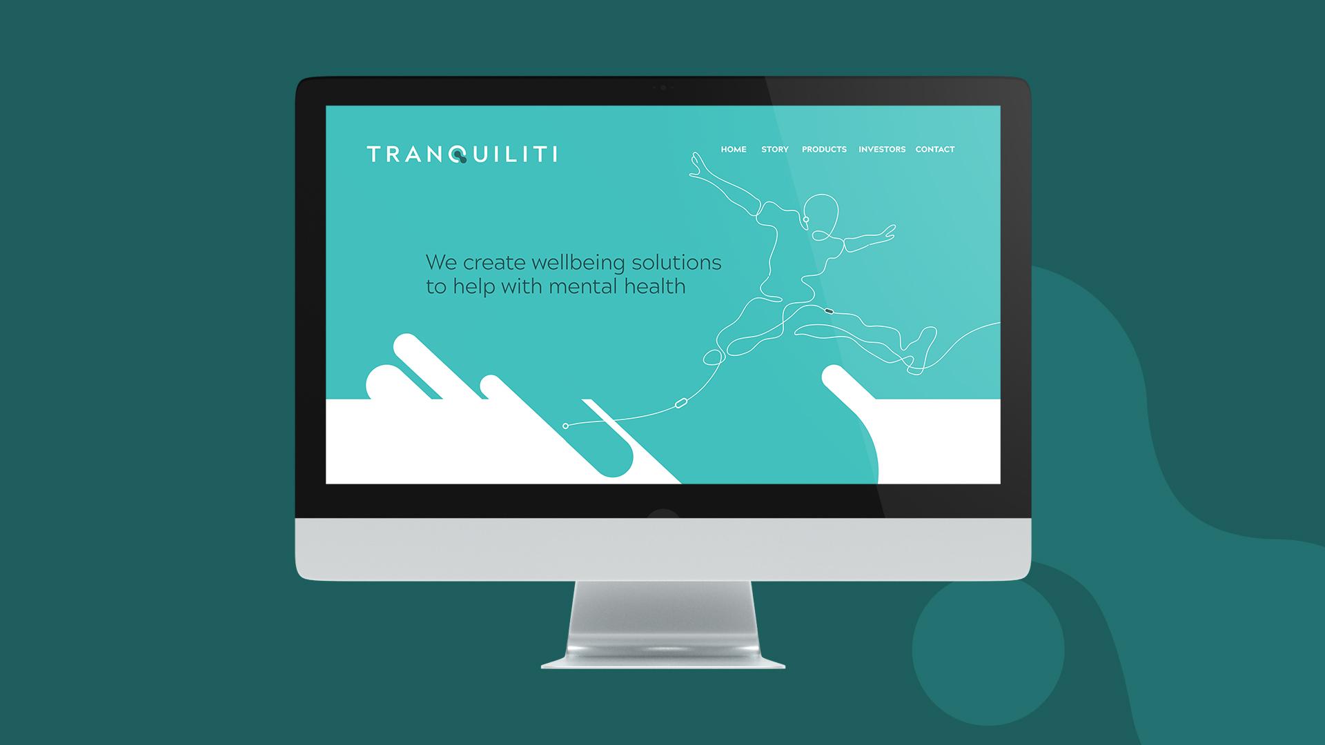 Image - Tranquiliti website
