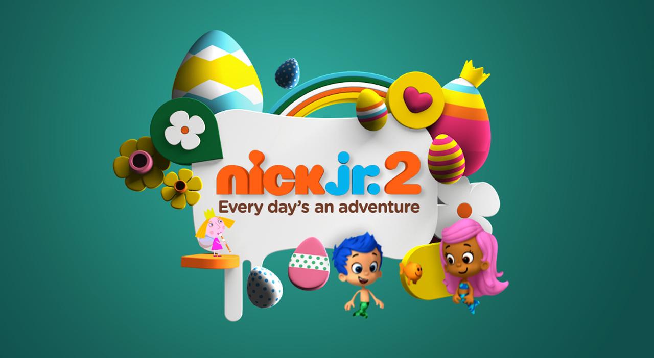 Image - NickJr UK rebrand idents
