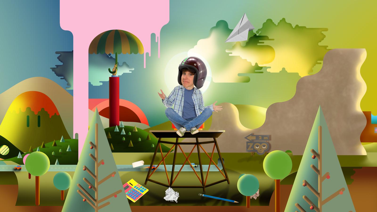 Image - Nickelodeon UK rebrand colourforms