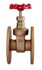 Bronze Gate Valve- Flanged