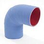 Purosil Silicone 90º Elbows