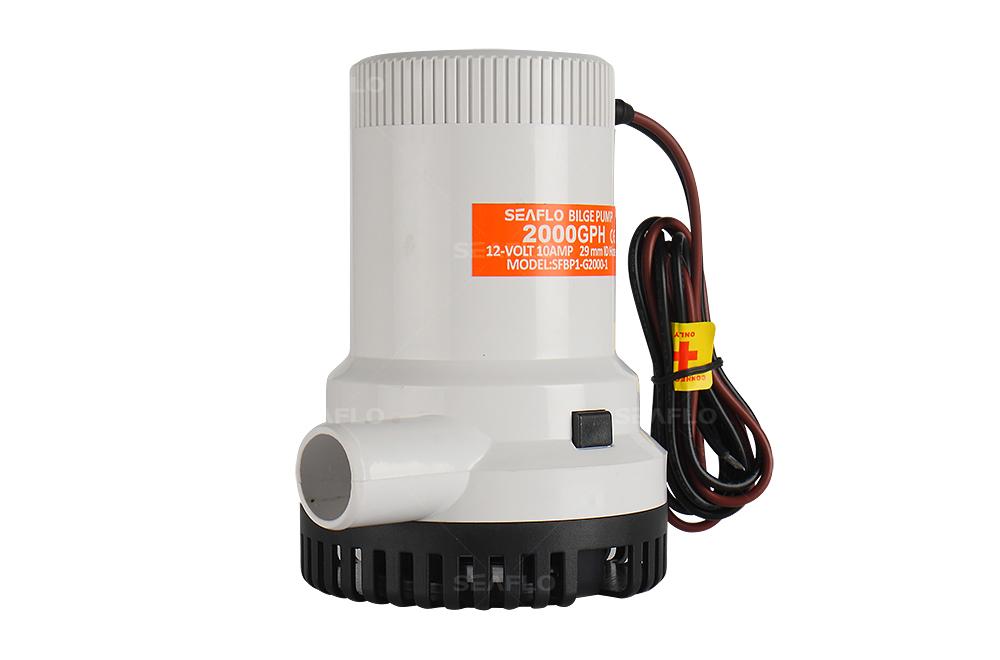 2000gph bilge pump