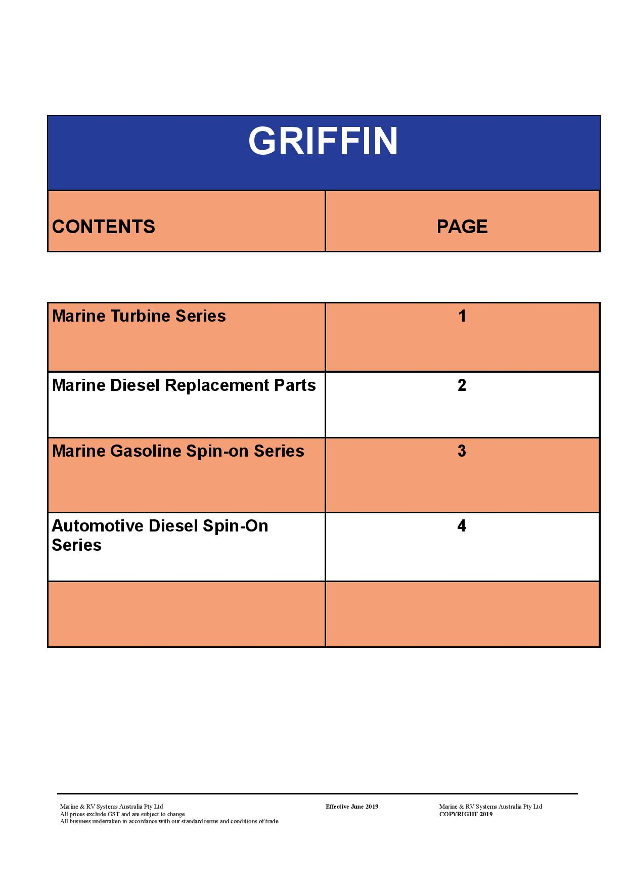 Section 8 Griffin June 2019