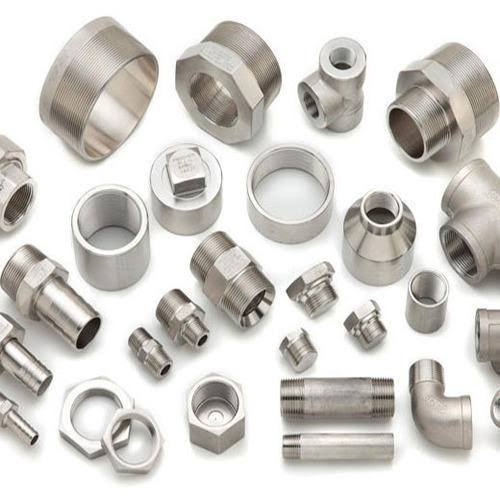 Stainless Steel BSP Screwed Fittings