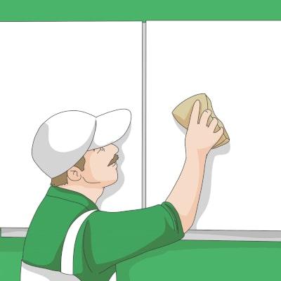 Malerarbeiten Küche