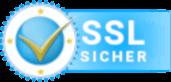 Daten werden SSL verschlüsselt